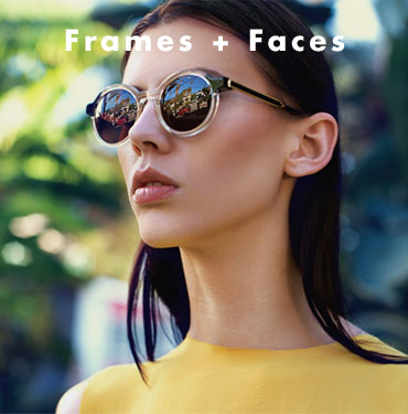 Frames + Faces